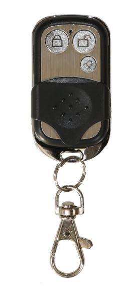 Evolveo Dálkové ovládání, klíčenka pro Securix