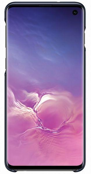 Samsung Ochranný kryt LED Cover pro Galaxy S10 EF-KG973CBEGWW - černý