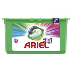 Ariel Prací Kapsle Color 3 in 1 35 ks