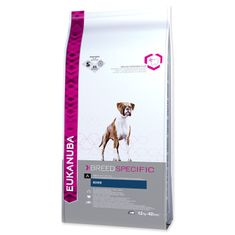 Eukanuba sucha karma dla psa Adult Boxer - 12kg
