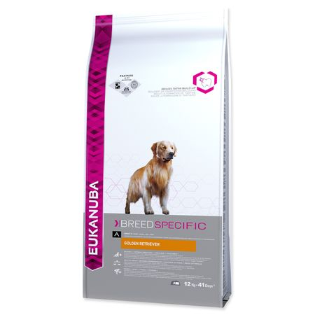 Eukanuba Golden Retriever hrana za pse, 12 kg