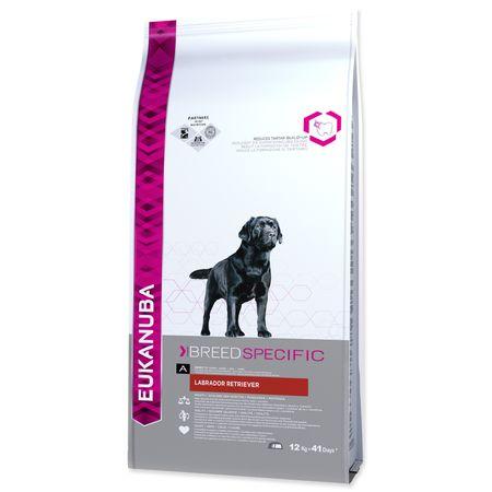 Eukanuba Labrador Retriever hrana za pse, 12 kg