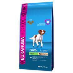 Eukanuba Mature & Senior Lamb & Rice kutyatáp - 12kg
