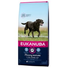 Eukanuba Mature & Senior Large Breed hrana za pse, 15 kg