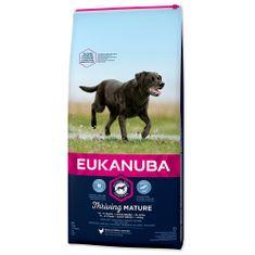 Eukanuba sucha karma dla psa Mature & Senior Large - 15kg