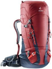 Deuter Guide 45+ nahrbtnik, rdeč