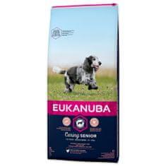 Eukanuba karma dla psów Senior Medium 15 kg