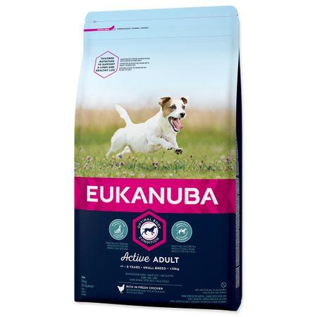 Eukanuba sucha karma dla psa Adult Small - 3kg