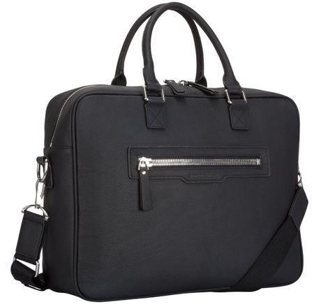 Smith   Canova pánská taška černá  d607d5b398
