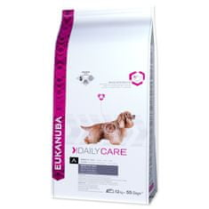 Eukanuba Daily Care Sensitive Skin kutyatáp - 12kg