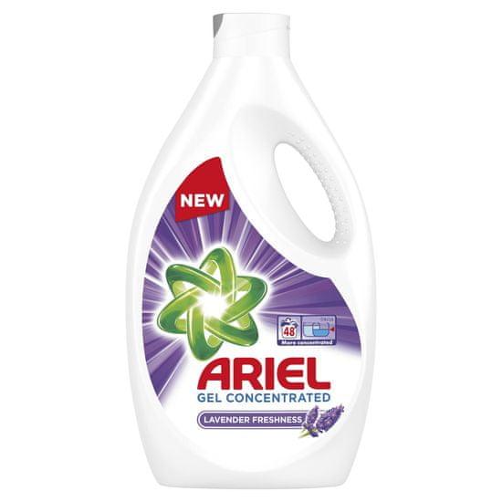 Ariel gel za pranje Gel Lavender 48, 2,64 l