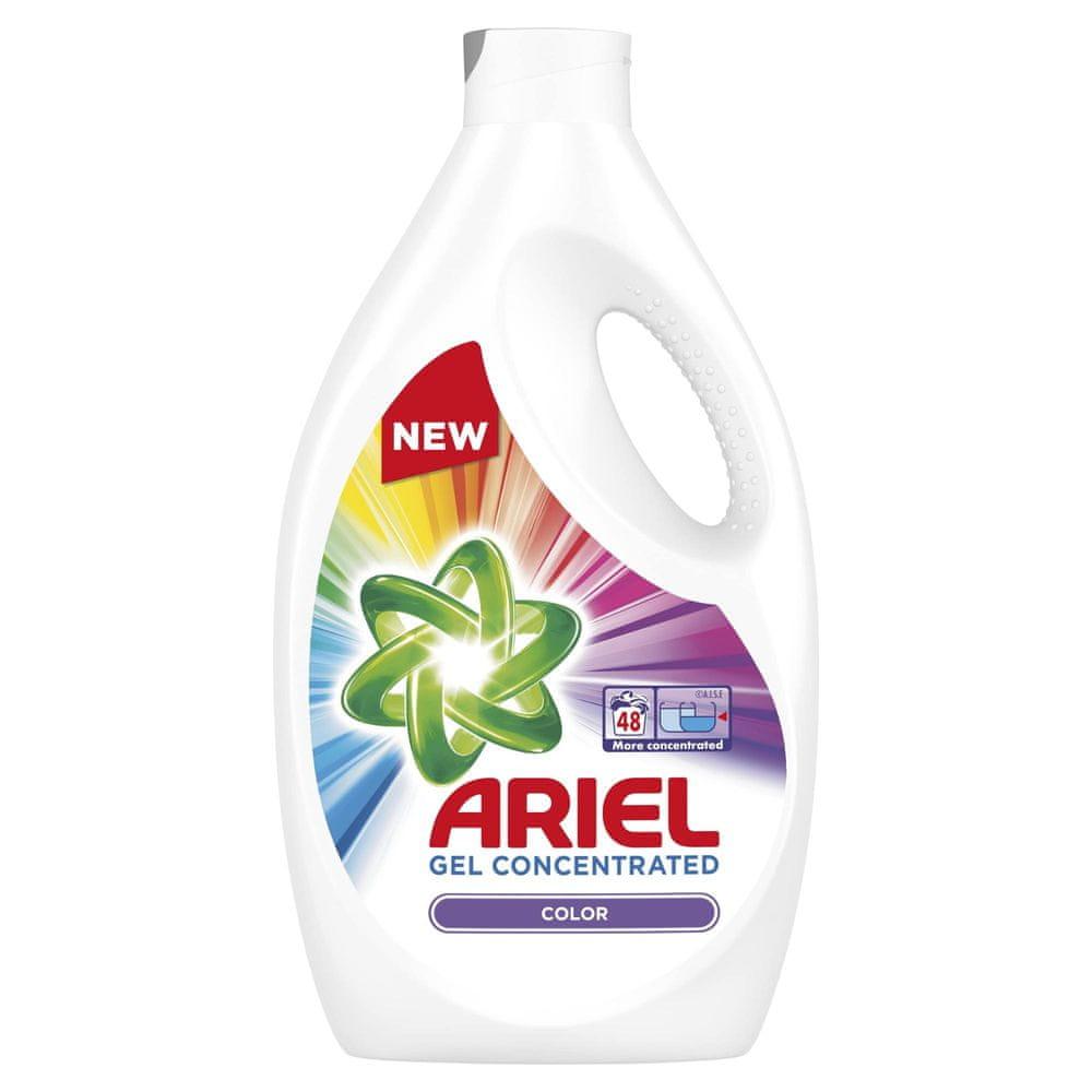Ariel Prací Gel Color 48 praní 2,64 l