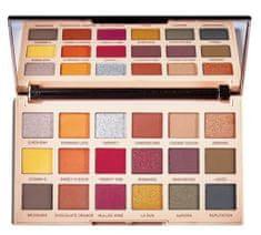 Makeup Revolution Paletka profesionálních očních stínů Soph X Extra Spice 18 x 0,8 g