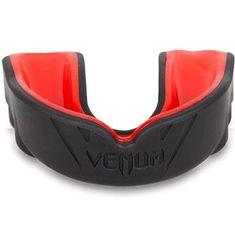 """VENUM Chránič na zuby """"Challenger"""", čierna/červená"""