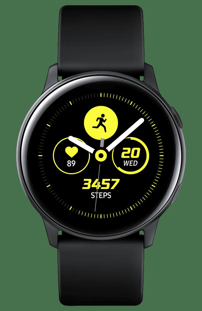 Samsung Galaxy Watch Active, Černá (SM-R500NZKAXEZ)