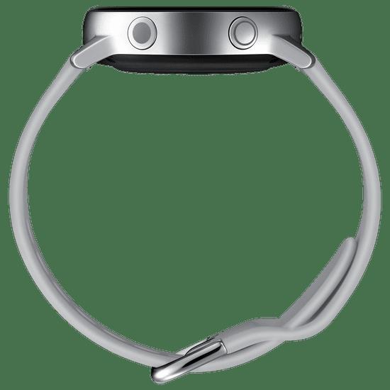 SAMSUNG Galaxy Watch Active, Ezüst (SM-R500NZSAXEZ)