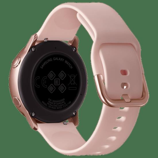 Samsung Galaxy Watch Active, Růžovo-zlatá (SM-R500NZDAXEZ)