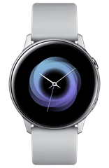 smartwatch Galaxy Watch Active, srebrny (SM-R500NZSAXEZ)