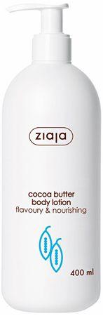 Ziaja Pielęgnowanie mleczko do ciała Cocoa Butter 400 ml