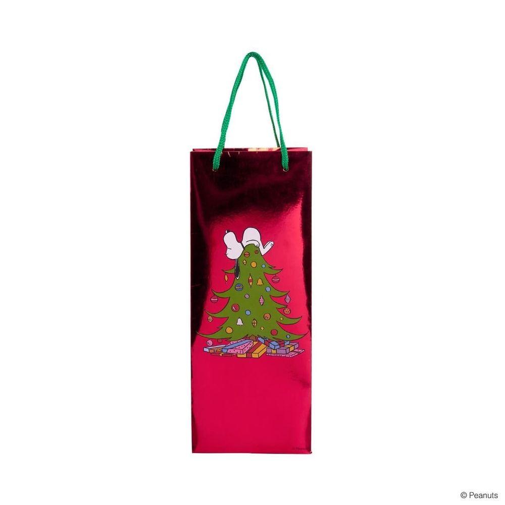 5c692b0aa Butlers Taška na láhev Snoopy na stromě