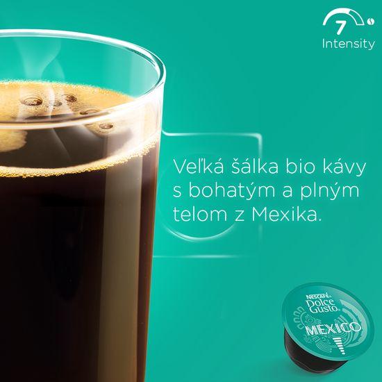 NESCAFÉ Dolce Gusto® kávové kapsule Mexico 3 balenia
