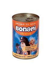 konzerva za pse, piščanec in puran, 400 g