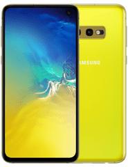 Samsung Galaxy S10e, 128GB, Yellow