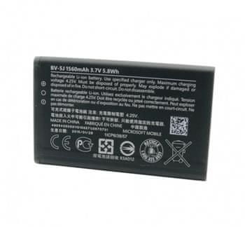 Nokia baterie BV-5J 1560mAh Li-Ion (Bulk) 29328