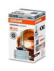 Osram Xenónová výbojka D3S, Xenarc Original, 35W, PK32d-5