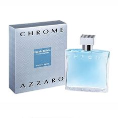 Azzaro Chrome - miniatura EDT