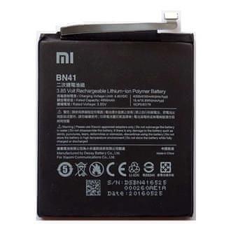 Xiaomi Eredeti akkumlátor BN41 4100mAh (Bulk) 2434794