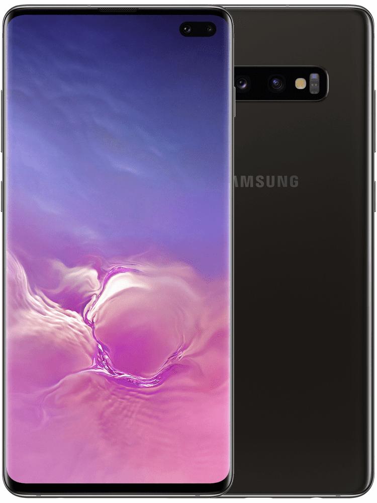 Samsung Galaxy S10+, 12GB/1TB, Ceramic Black
