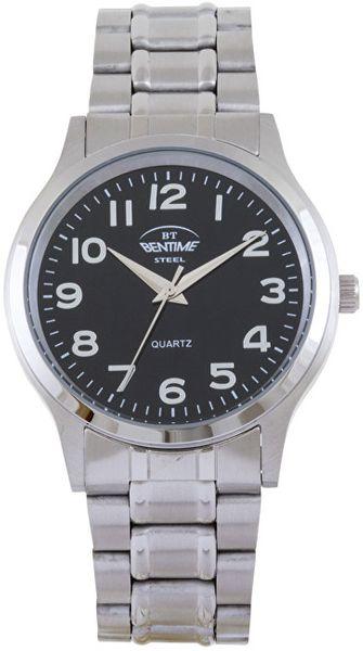 9f7a58c6085 Panske hodinky bentime s chronografem
