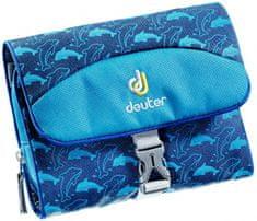 Deuter Kids zložljiva torbica, modra