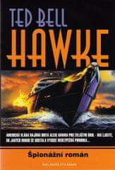 Bell Ted: Hawke - Špionážní román