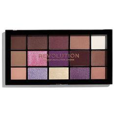 Makeup Revolution Paletka očních stínů Re-Loaded Visionary (Palette Visionary) 15 x 1,1 g