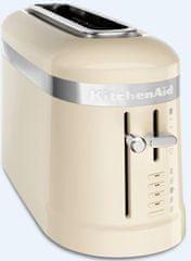 KitchenAid opekač kruha KMT3115EAC, kremno rumen