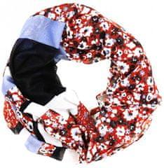 Alber Zoran dámský červený šátek bcce411c5f