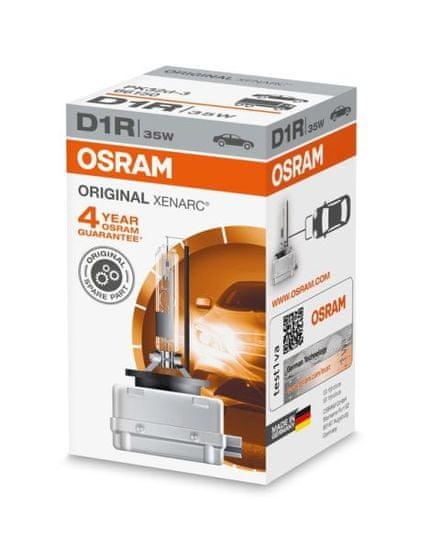 Osram Xenonová výbojka D1R, Xenarc Original, 35W, PK32d-3