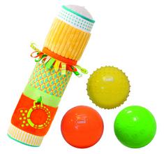 Ludi Senzorický válec s míčky