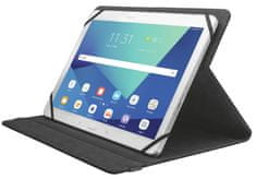 "Trust Yero Rotating Folio Cover for 10"" tablets 22697"