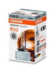 Osram Xenónová výbojka D8S, Xenarc Original, 25W, PK32d-1
