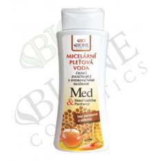 Bione Cosmetics Micelární pleťová voda Med + Q10 255 ml