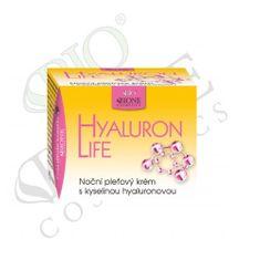 Bione Cosmetics Noční pleťový krém s kyselinou hyaluronovou Hyaluron Life 51 ml