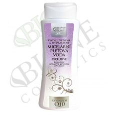 Bione Cosmetics Micelární voda Exclusive Q10 255 ml