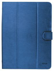 "Trust Aexxo Universal Folio Case for 10,1"" tablets, blue 21205"