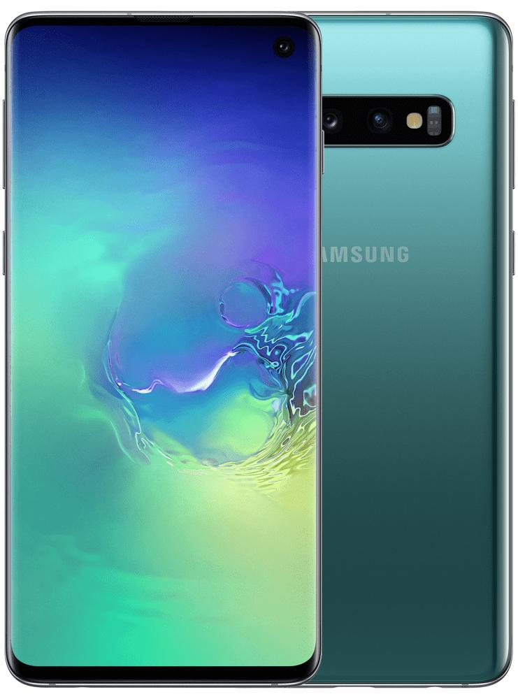 Samsung Galaxy S10, 8GB/128GB, Green
