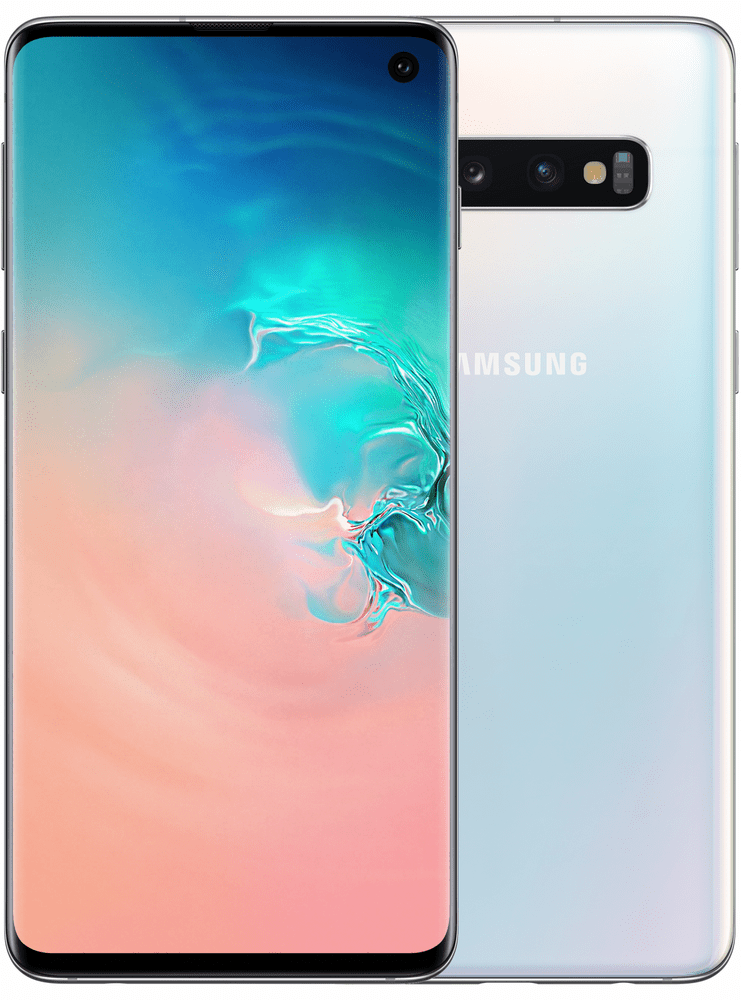 Samsung Galaxy S10, 8GB/128GB, White