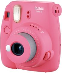 FujiFilm Instax Mini 9 Flamingo Pink + 1×10 film - rozbaleno