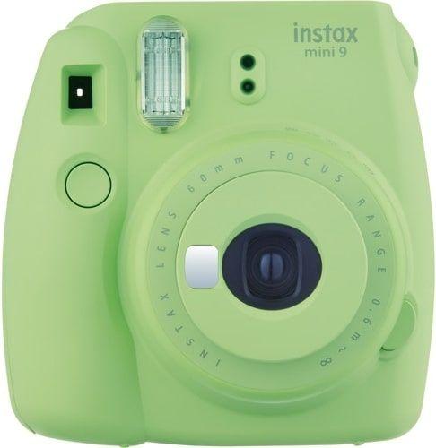FujiFilm Instax Mini 9 + 10 db fényképet tartalmazó csomag